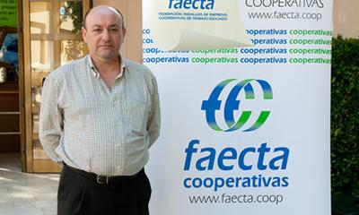 Rafael Llamas, nuevo presidente de FAECTA-Córdoba